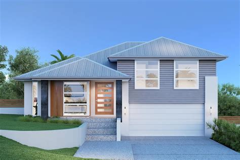 split level home designs house plans and design house plans nz split level