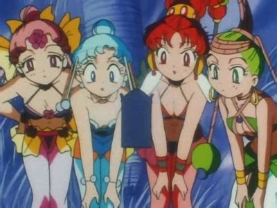 anime sailor moon temporada 4 episodio 37 animanga