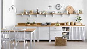 Deco cuisine scandinave exemples d39amenagements for Idee deco cuisine avec decoration interieur style scandinave