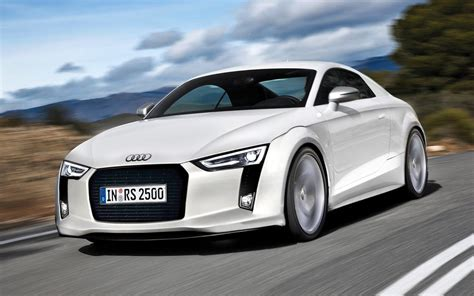 Audi Tt 2015 by Dive 2015 Audi Tt Squeezes Out R5 Automobile Magazine