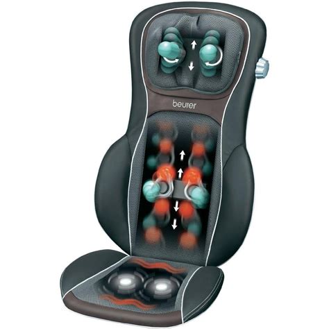 siege massant dos et nuque fauteuils massants chauffant du dos shiatsu 28 images