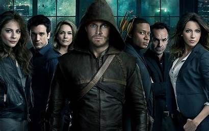 Arrow Tv Wallpapers Shows Series Season Arrowverse