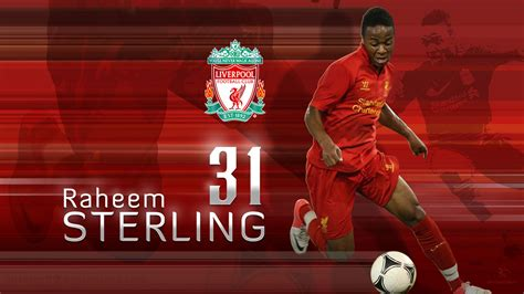 Sterling Background Raheem Sterling Wallpaper Background By Kitster29 On
