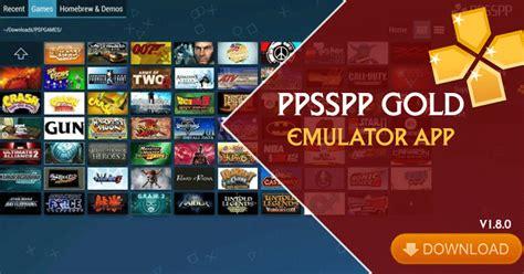 Descubre el ranking de juegos para psp. PPSSPP GOLD para Android + Juegos (ISO)