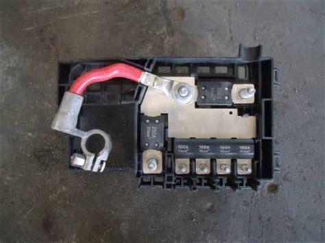 2013 Malibu Fuse Box 2013 chevrolet malibu fuse junction box block panel