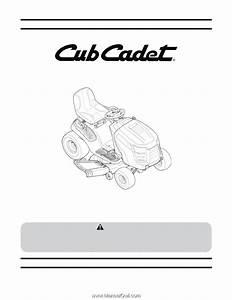 Cub Cadet Ltx 1040