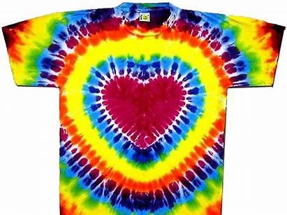 Dye Tie Heart Shirt Dyed Patterns Pattern