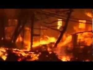 6 Alarm Fire Breezy Point, Queens NY- Hurricane Sandy ...