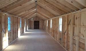 Monitor Style Barn - Bridgeport, WV J&N Structures