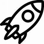 Start Icon Rocket Fast Career Icons Provisioning