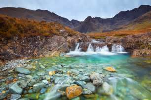 Fairy Pool Scotland Highlands