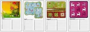 Kalender Selber Basteln Ideen : fotokalender selber machen fotokalender selbst gestalten kostenlos ~ Orissabook.com Haus und Dekorationen