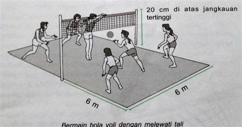 Mari, mempraktikkan gerak dasar passing. Variasi latihan Permainan Bola Voli (1) - bacaki