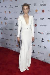 Abc Home And Carpet New York by Karine Vanasse 2014 International Academy Of Television