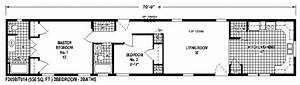 Luxury Single Wide Mobile Home Floor Plans And Pictures