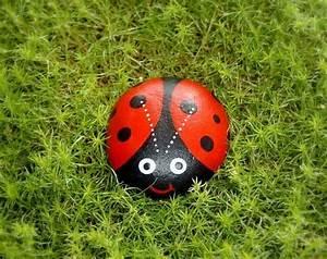 Ladybug, Ladybird, Beetle, Garnet, Ruby, Red, Garden, Jewel