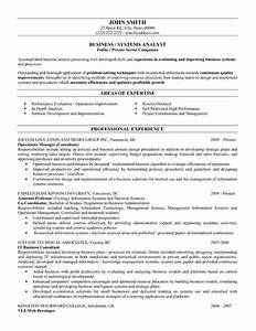 The best business analyst resume sample recentresumescom for Best professional resume company