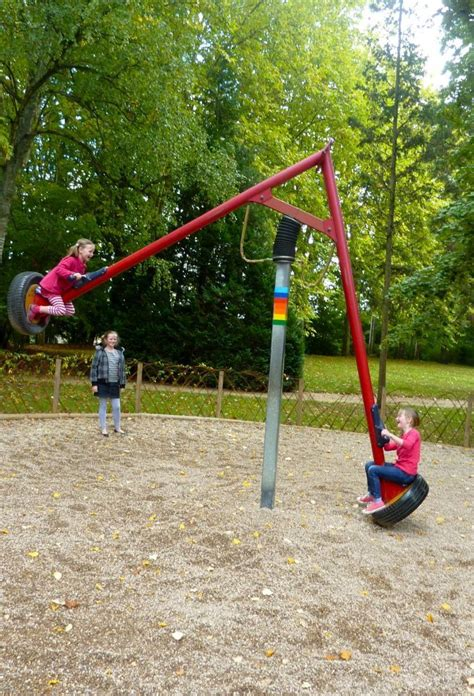 The Best Playground Equipment Ever!  Click To See Full