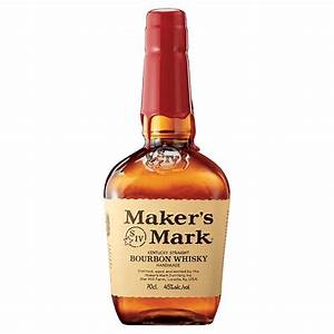 Maker U0026 39 S Mark Bourbon 70cl