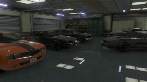 gta  vehicle garages guide   store vehicles