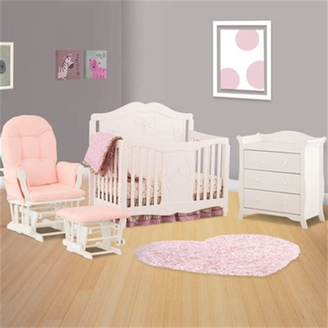 storkcraft princess 4 in 1 fixed side convertible crib white storkcraft princess 4 in 1 fixed side convertible crib