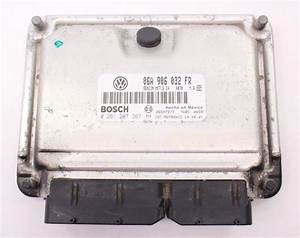Ecu Ecm Engine Computer 2002 02 Vw Jetta Golf Mk4