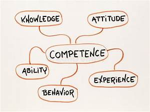 Competence mind... Competent