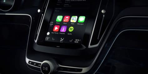 """""""ios In The Car"""" Renamed Carplay And Volvo Give You A"""