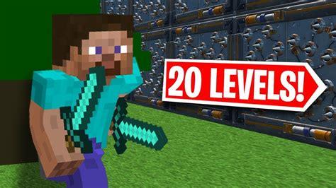 level minecraft deathrun fortnite creative fortnite