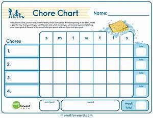 Chore Chart Printable It Forwardmom It Forward