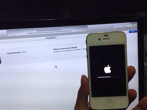 iphone recovery iphone stuck in recovery mode complete solution