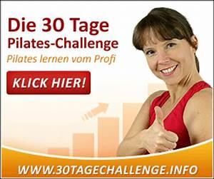 Abnehmen Mit Pilates : pilates abnehmen 30 tage training f r k rper und geist ~ Frokenaadalensverden.com Haus und Dekorationen