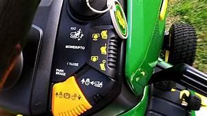 John Deere X500 Safety Disable