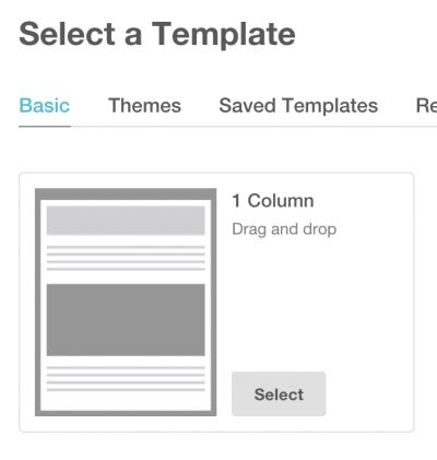 delete image mailchimp template add email subscription to your blog with mailchimp wponcall