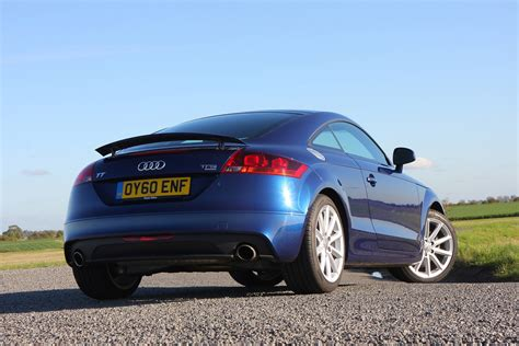 Audi Tt Coupé 2006 2014 Photos Parkers