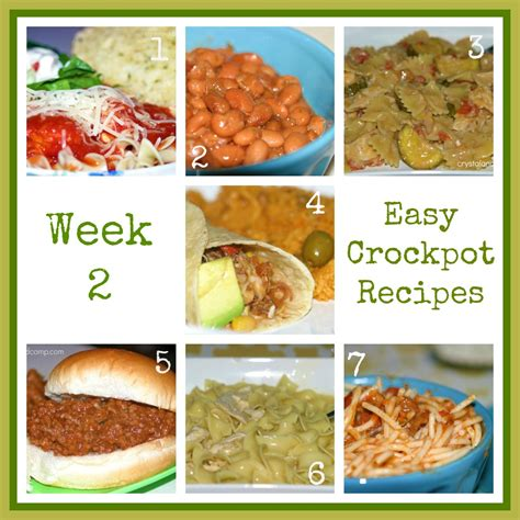 crockpot recipes easy easy recipes crockpot recipes