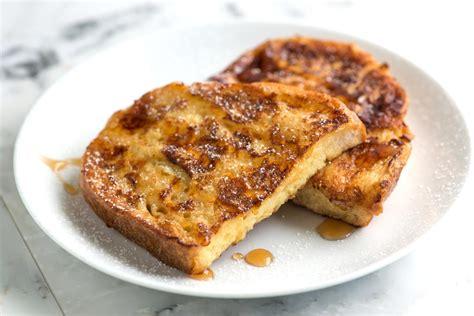 simple toast recipe 30 minute easy french toast recipe