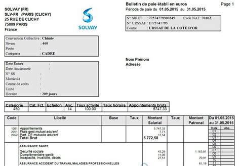 salaire chef de cuisine suisse a quoi ressemble la nouvelle fiche de paie regionsjob