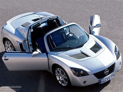 Opel Car : Opel Speedster Specs & Photos