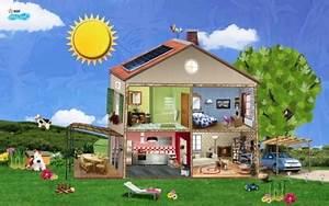 Economie D Energie Dans Une Maison : confort et conomie d 39 nergie ~ Melissatoandfro.com Idées de Décoration