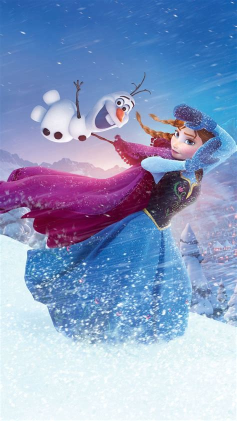 Disney Wallpaper Iphone 7 by 2014 Frozen Olaf Iphone 6 Plus Wallpaper