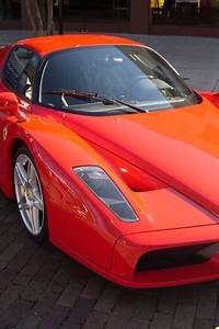Red Ferrari Enzo iPhone Wallpaper Download | iPhone ...