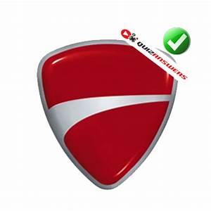 Red triangle car Logos