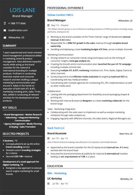 Combination Resume Template by Combination Resume The 2019 Guide To Combination Resumes