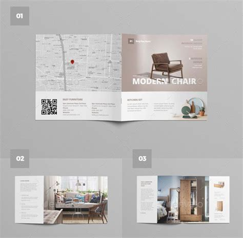 Home Interior Company Catalog by 20 Amazing Interior Design Brochure Templates Pixel Curse
