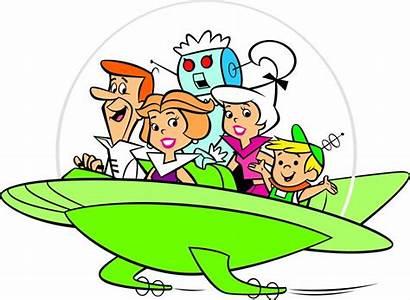 Jetsons Cartoon Future Characters Clipart Cartoons Jetson
