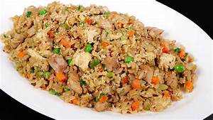 Chicken Fried Rice Recipe & Video Seonkyoung Longest