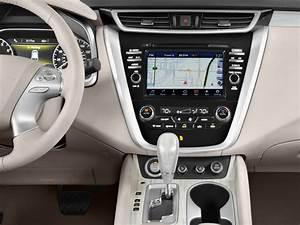 Image  2017 Nissan Murano Fwd Platinum Instrument Panel