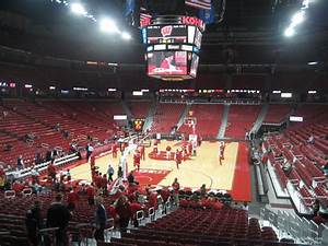 Kohl Center Wi Seating Chart Kohl Center Section 114 Rateyourseats Com