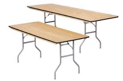 banquet table 6 area rental sales